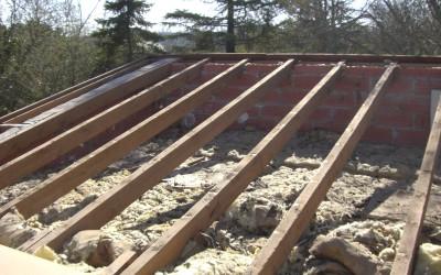 Isolation toiture methode RENO TOIT à Gemil
