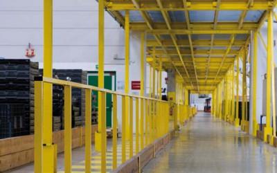 Maintenance industrielle dans une usine à Toulouse