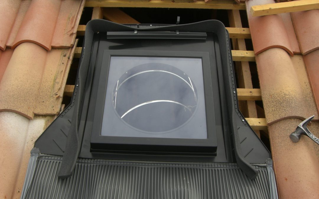 Pose velux fenêtres de toit