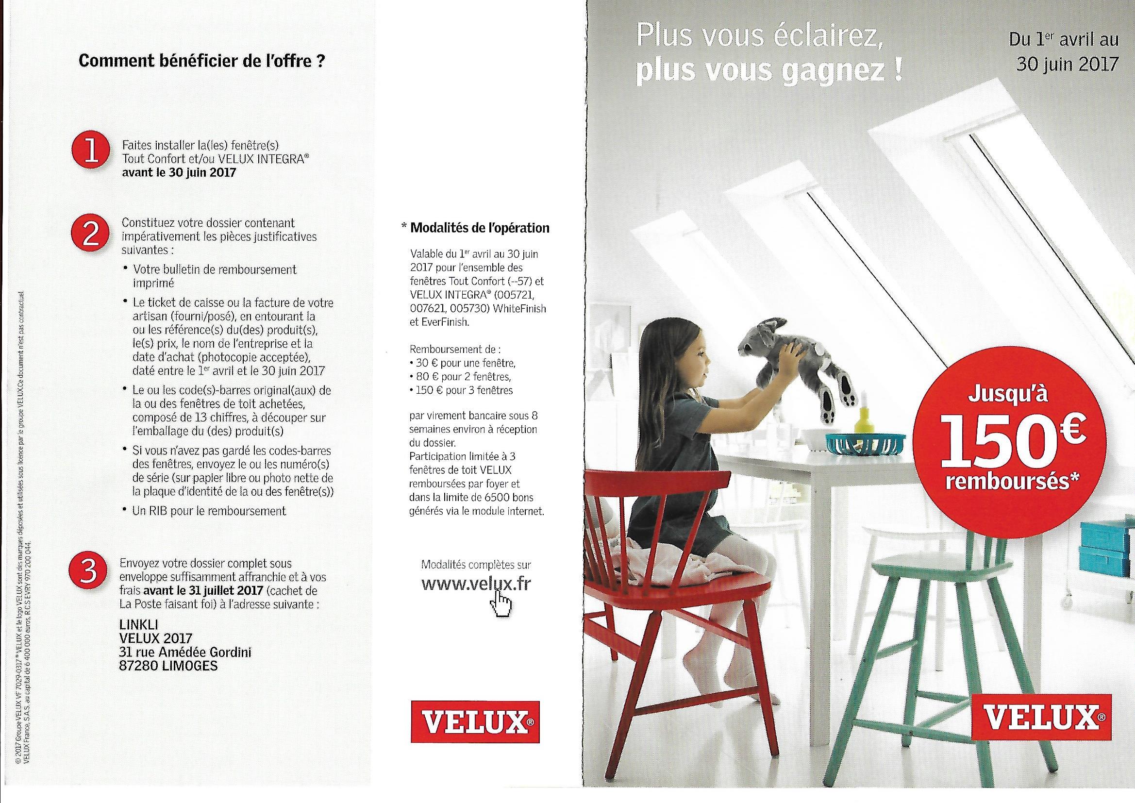 Promo Velux
